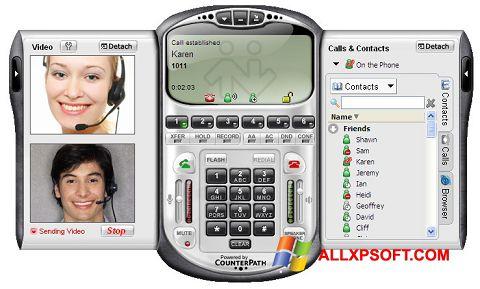 Posnetek zaslona X-Lite Windows XP