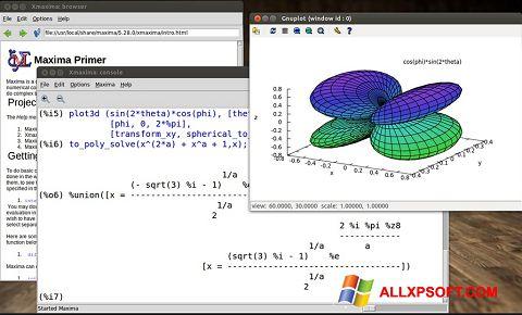 Posnetek zaslona Maxima Windows XP